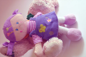 miś lalka