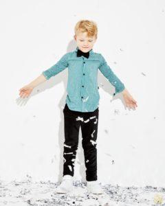 ubranie z kolekcji dla dzieci
